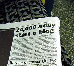 Blogging may make a difference for Liverpool child